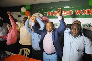 MODA proclama a rené Polanco como su candidato a Alcalde ASDN