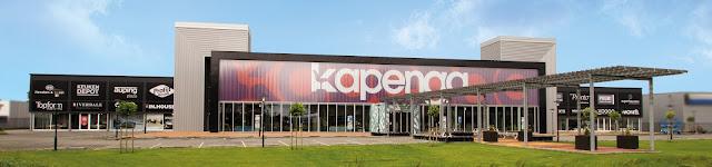 Woonboulevard Kapenga