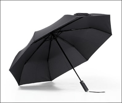 Xiaomi Unveils Automatic Foldable Umbrella Checkout The Price