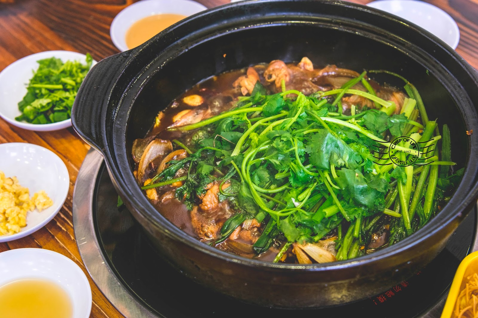 Chicken Claypot House 鸡煲之家 @ Macalister Road, Georgetown, Penang