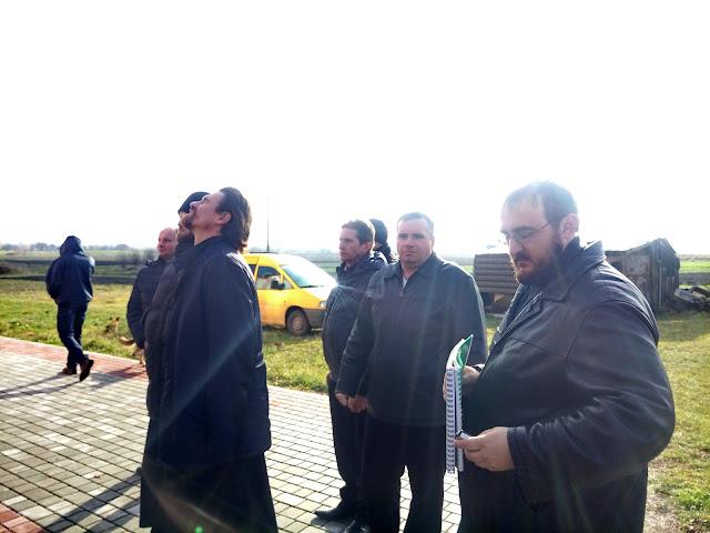 Учасники хору Святвечір