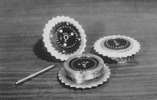 Rotores de la máquina Enigma