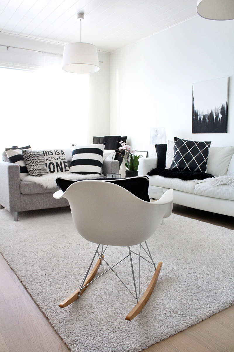 nordic style living room decor