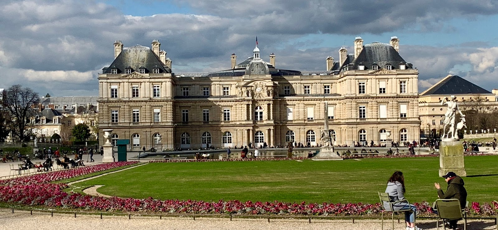 The 10 Year Plan Parks In Paris Jardin Du Luxembourg 1