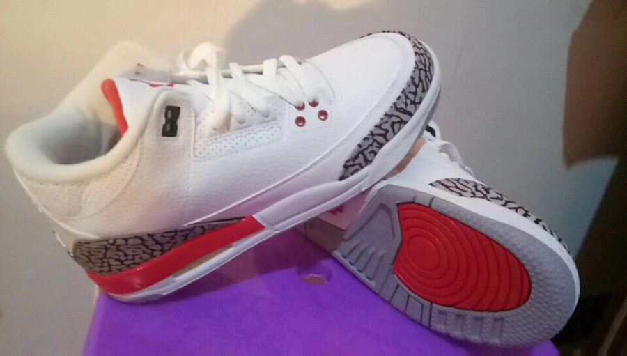 c60f03b6f4304e The Katrina Air Jordan 3 was a special edition Air Jordan 3 that was  designed by Jordan Brand exclusively for a charity auction to support the  relief ...