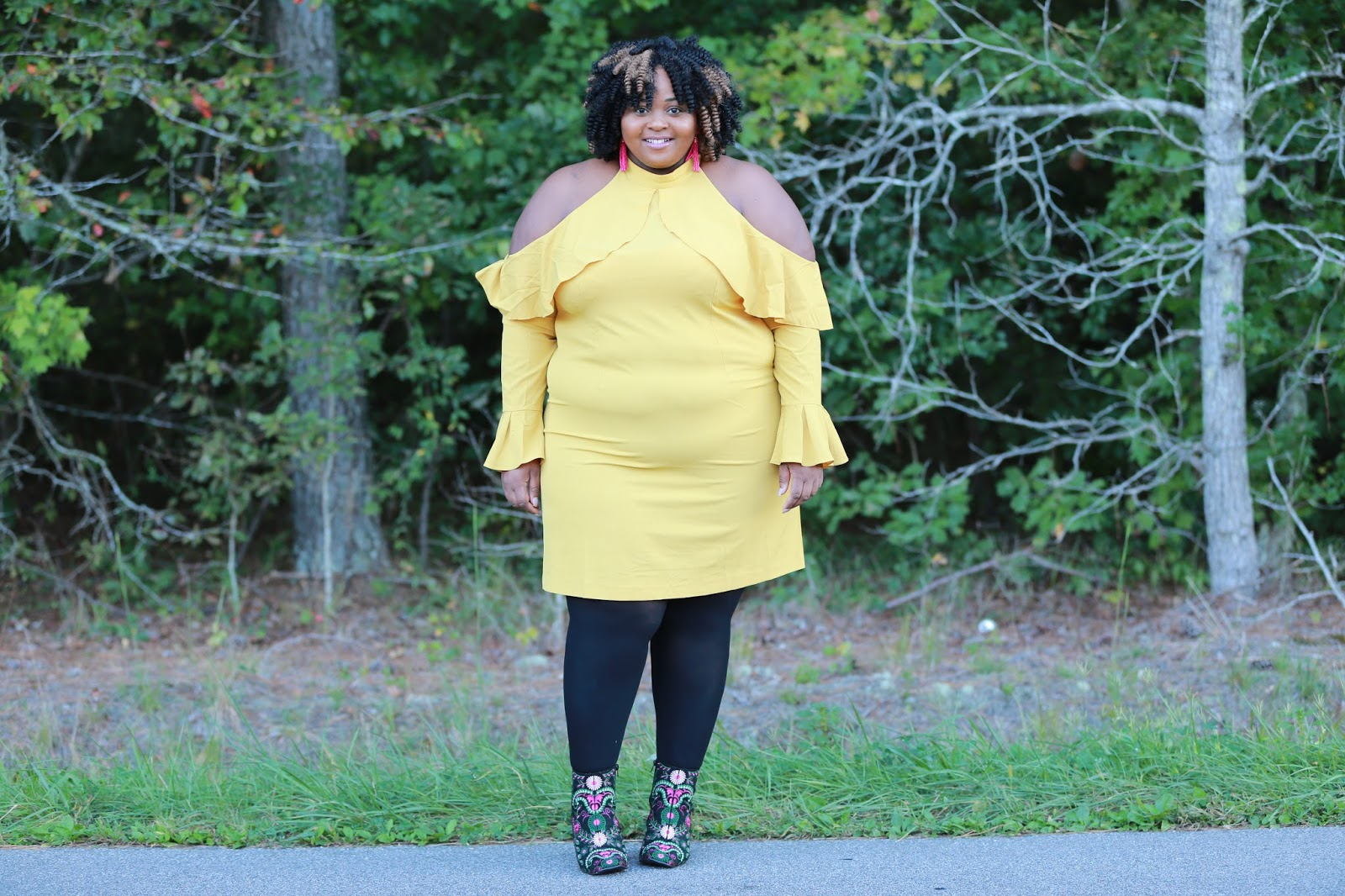 Simply Curvee Top Plus Size Blogger