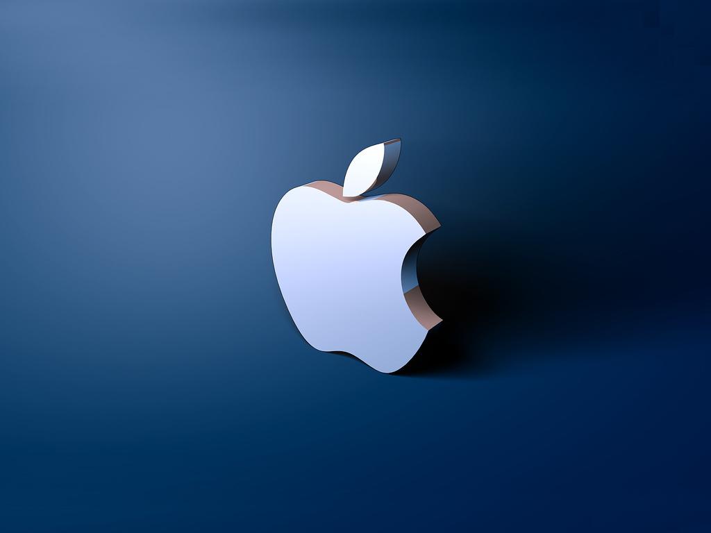 Free Retina Ipad Wallpaper: 3D Apple Ipad Wallpaper Background