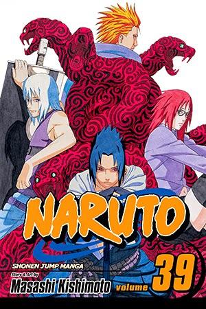 Naruto Tomo 39