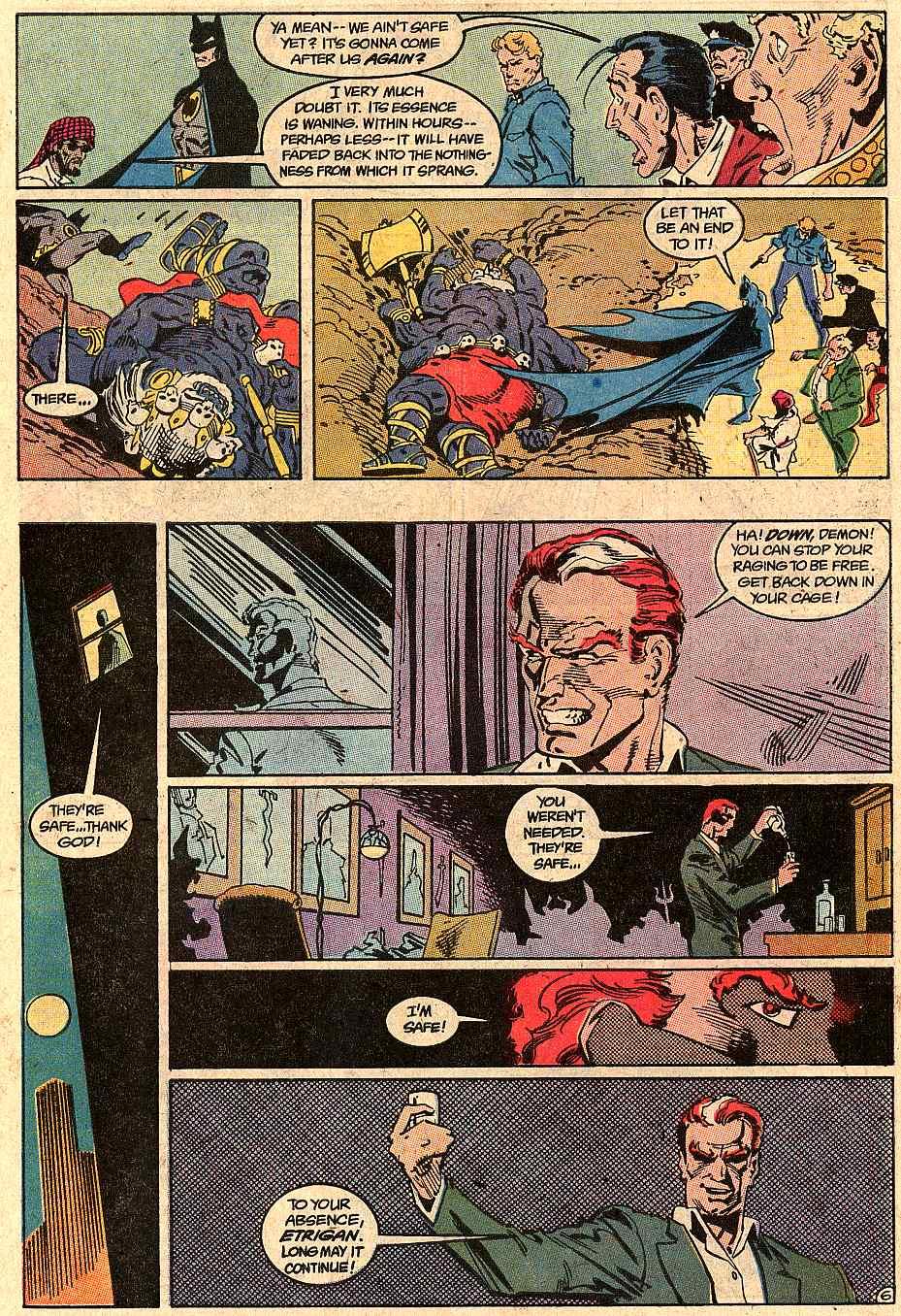 Detective Comics (1937) 603 Page 6