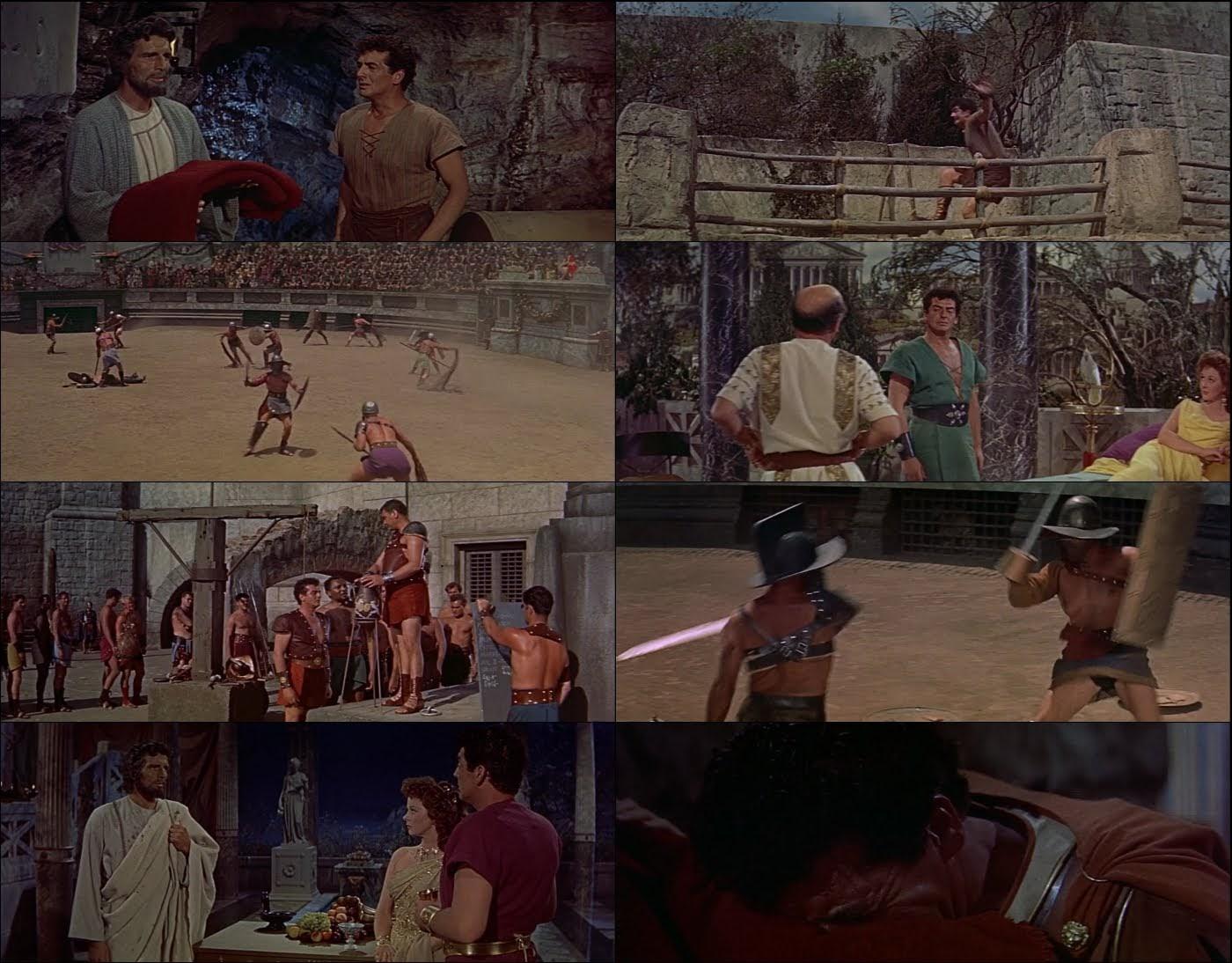 Demetrius y los gladiadores 1080p Latino