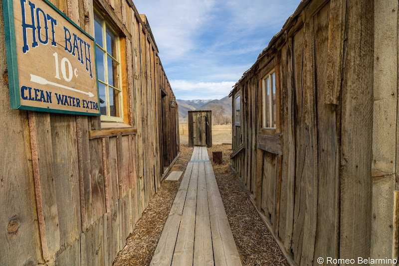 Laws Railroad Museum Outhouse Things to Do in Bishop California