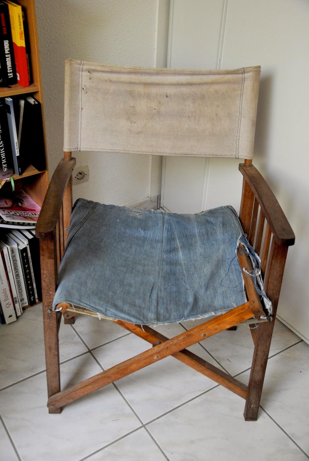 DIY relooker un vieux fauteuil