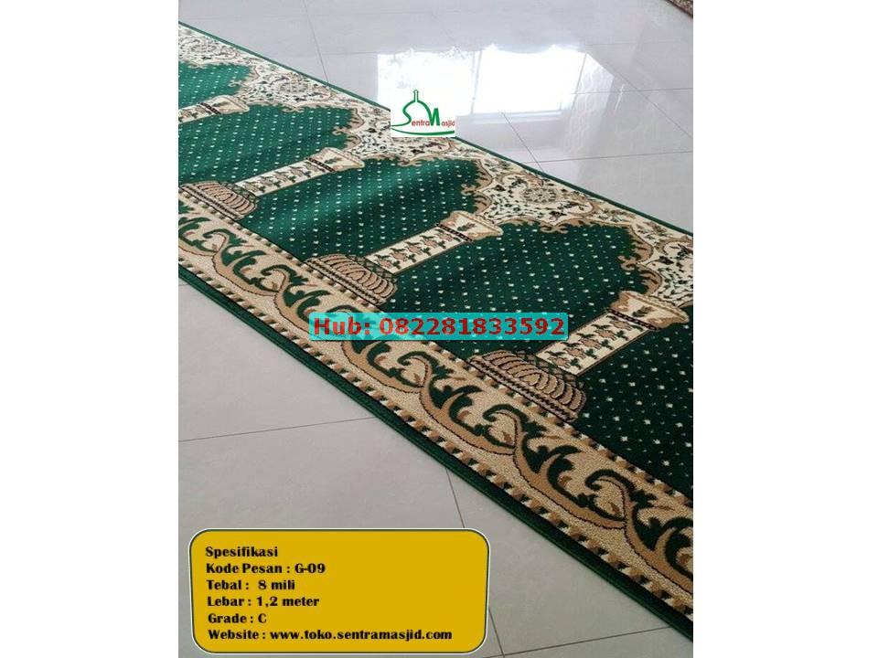 Toko Sentra Masjid Slawi Jual Karpet Masjid Di Slawi