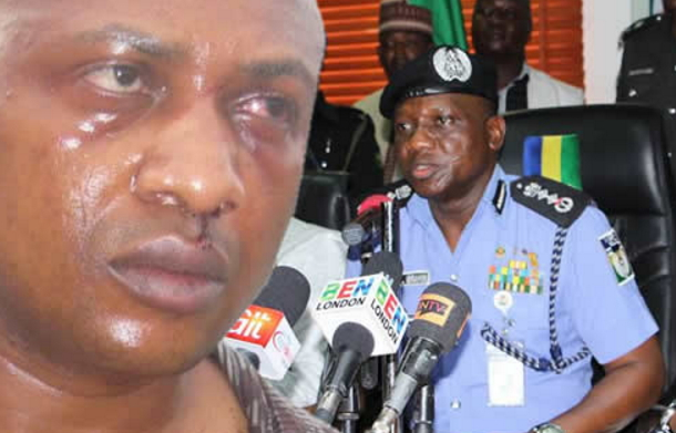 kidnapper evans moved maximum security cell abuja