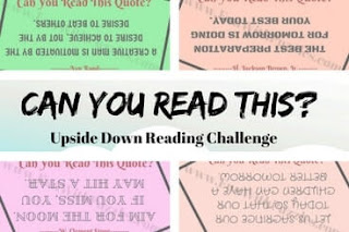Can you read this? Upside Down Reading Challenge