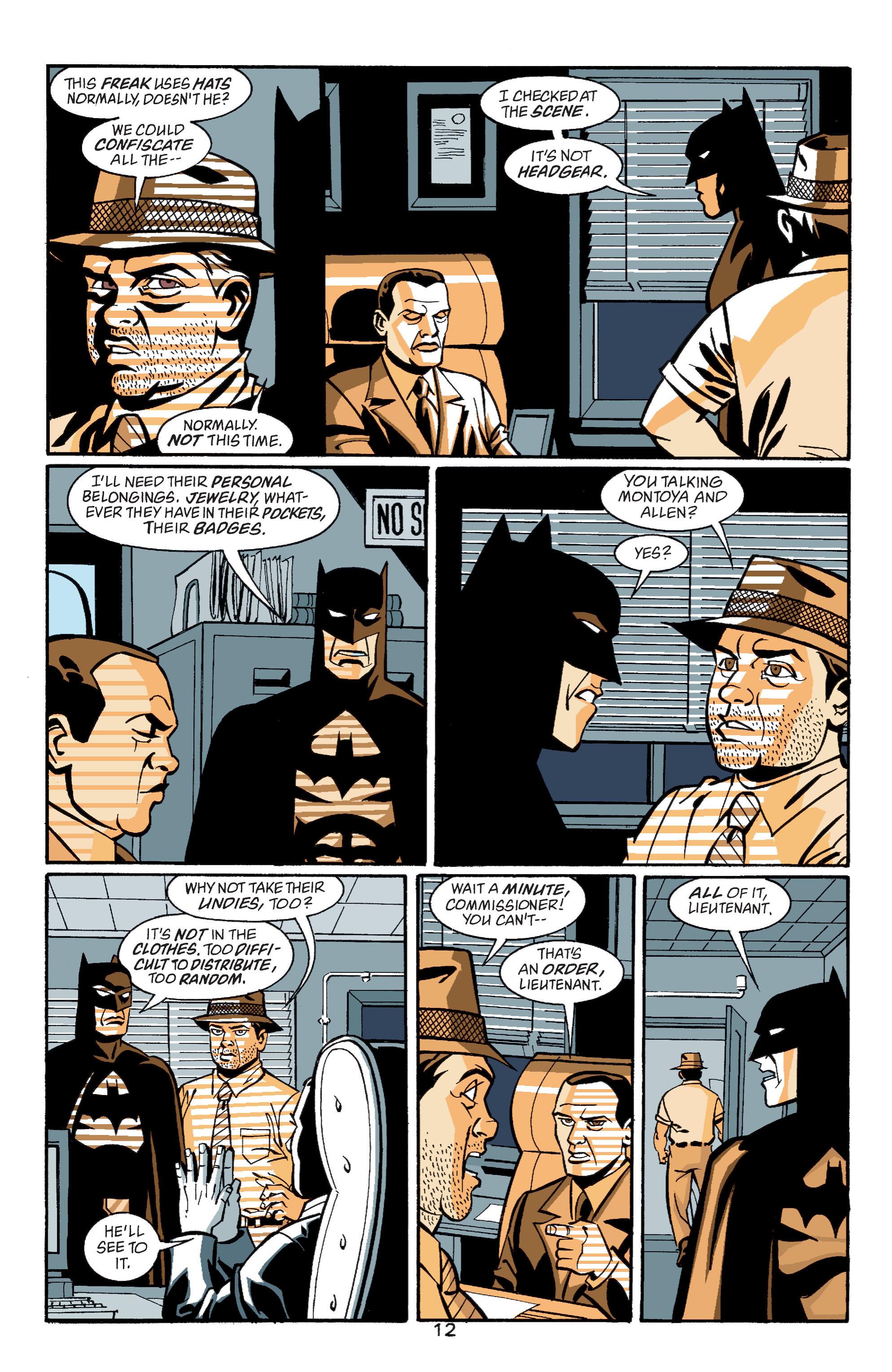 Detective Comics (1937) 759 Page 12