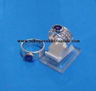 cincin couple perak elegan