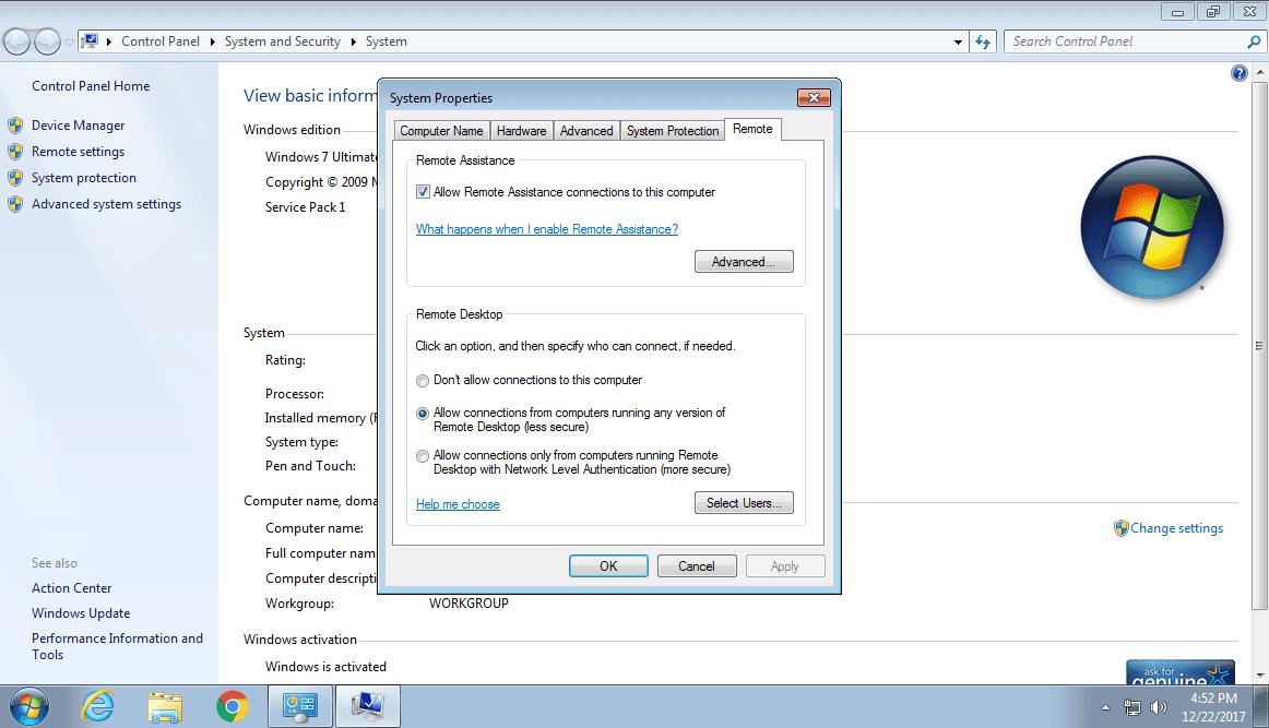 Các bước nâng cấp lên Windows 10 trực tiếp cho các máy tính trong cùng mạng Lan - Ảnh 3