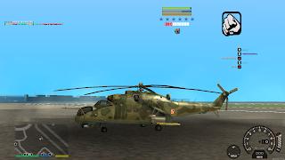 mta screen 2017 07 30 18 12 39 - Heli De Ataque Russo Mi-24