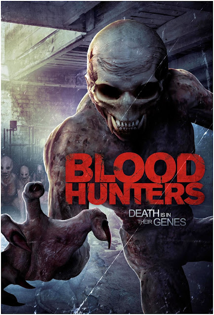 blood hunters poster