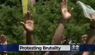 Chicago Protesters Will Try To 'Shut Down' The Taste Of Chicago Today