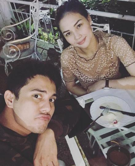 Meet Ejay Falcon's Girlfriend, Jana Roxas!