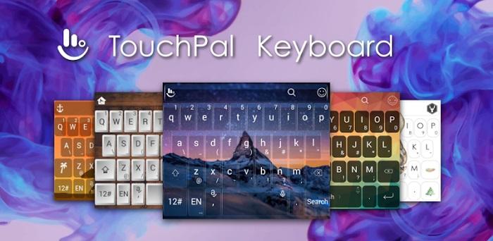 TouchPal Emoji Keyboard - Emoji Lucu,Stiker,Tema