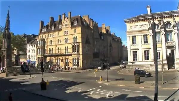 Oxford İnternet İnstitute Masters Webcam - UK Webcams