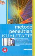 Metode Penelitian Kualitatif + CD