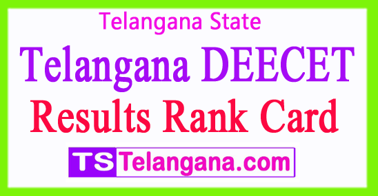 TS DEECET 2017 Results TS DIETCET Result Telangaan DEECET 2017