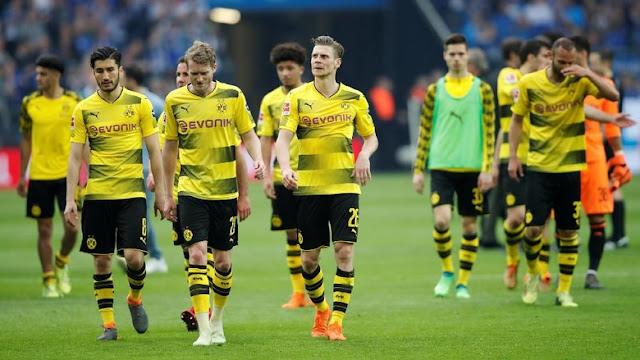 Agen Bola Piala Dunia 2018 - Dortmund Ditahan Bremen 1-1
