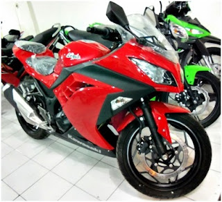 Harga Kredit Kawasaki Ninja 250 FI