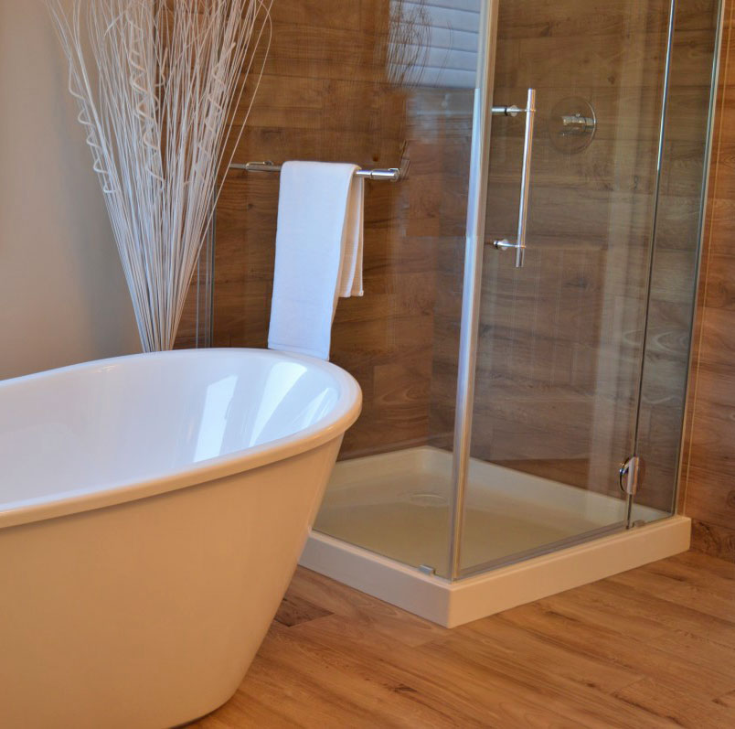 The Secret of EASILY Removing Hard Water Deposits from Glass
