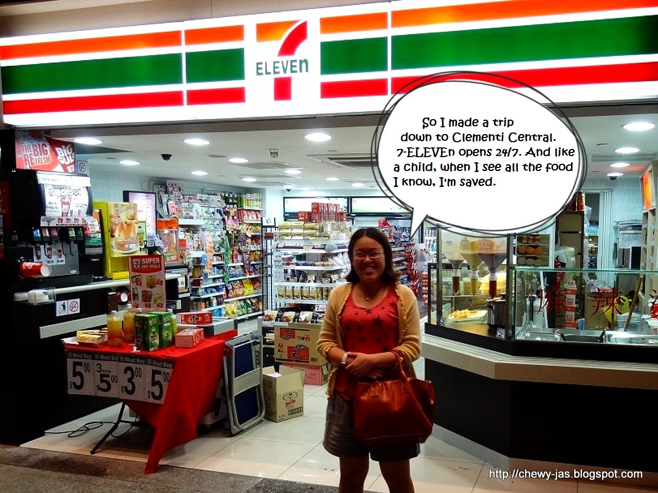 ChewyJas - Singapore Lifestyle Blogger : My savior for