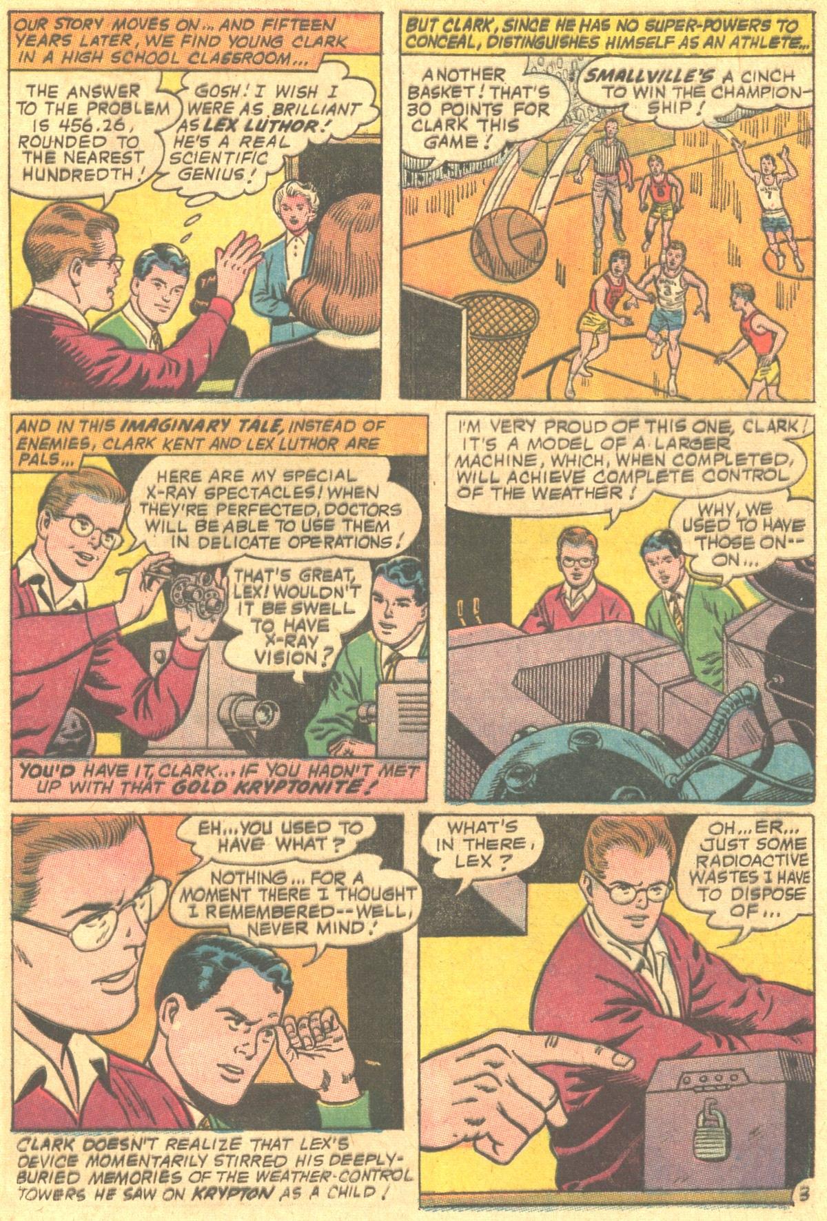 Read online World's Finest Comics comic -  Issue #167 - 5