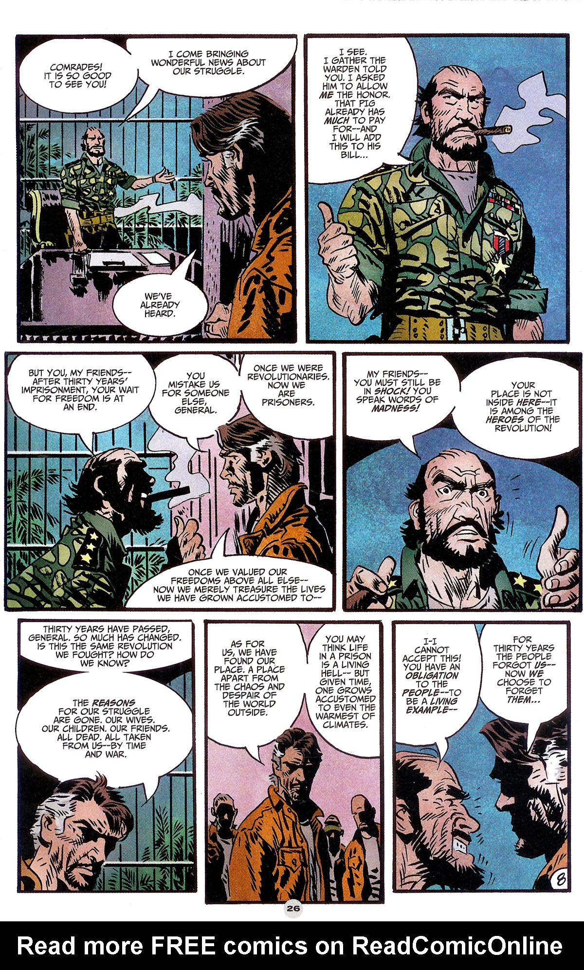 Read online Solo (2004) comic -  Issue #6 - 27