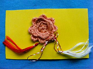 martisor brosa handmade