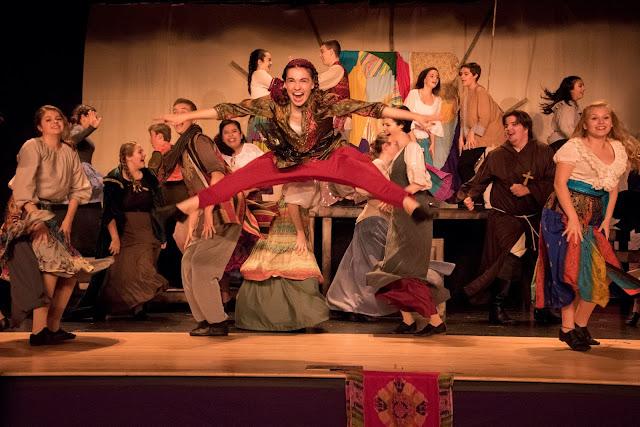 Cadence Theatre Presents The Christians | Mondo Johnny