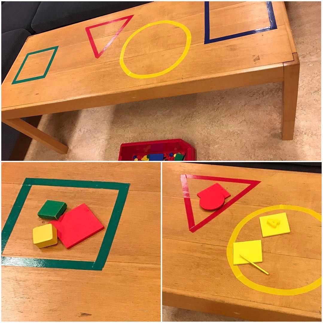 Tema Färg I Förskolan