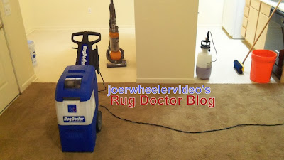 Joerwheelervideo S Rug Doctor Blog