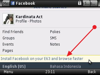 Link download aplikasi facebook original