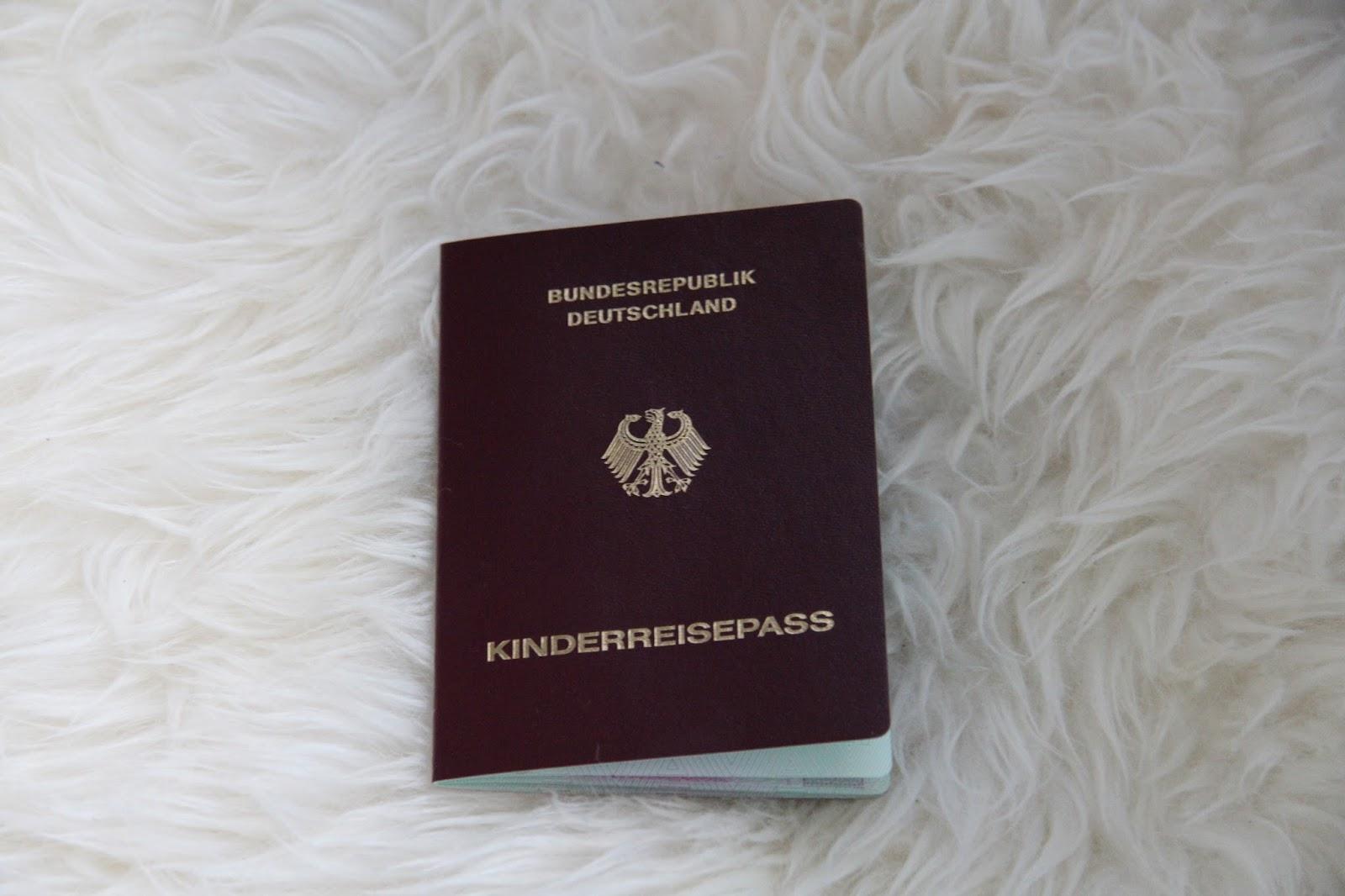 Suomalainen im Allgäu: Kaksoiskansalaisuus ja passin hakeminen lapselle Saksassa