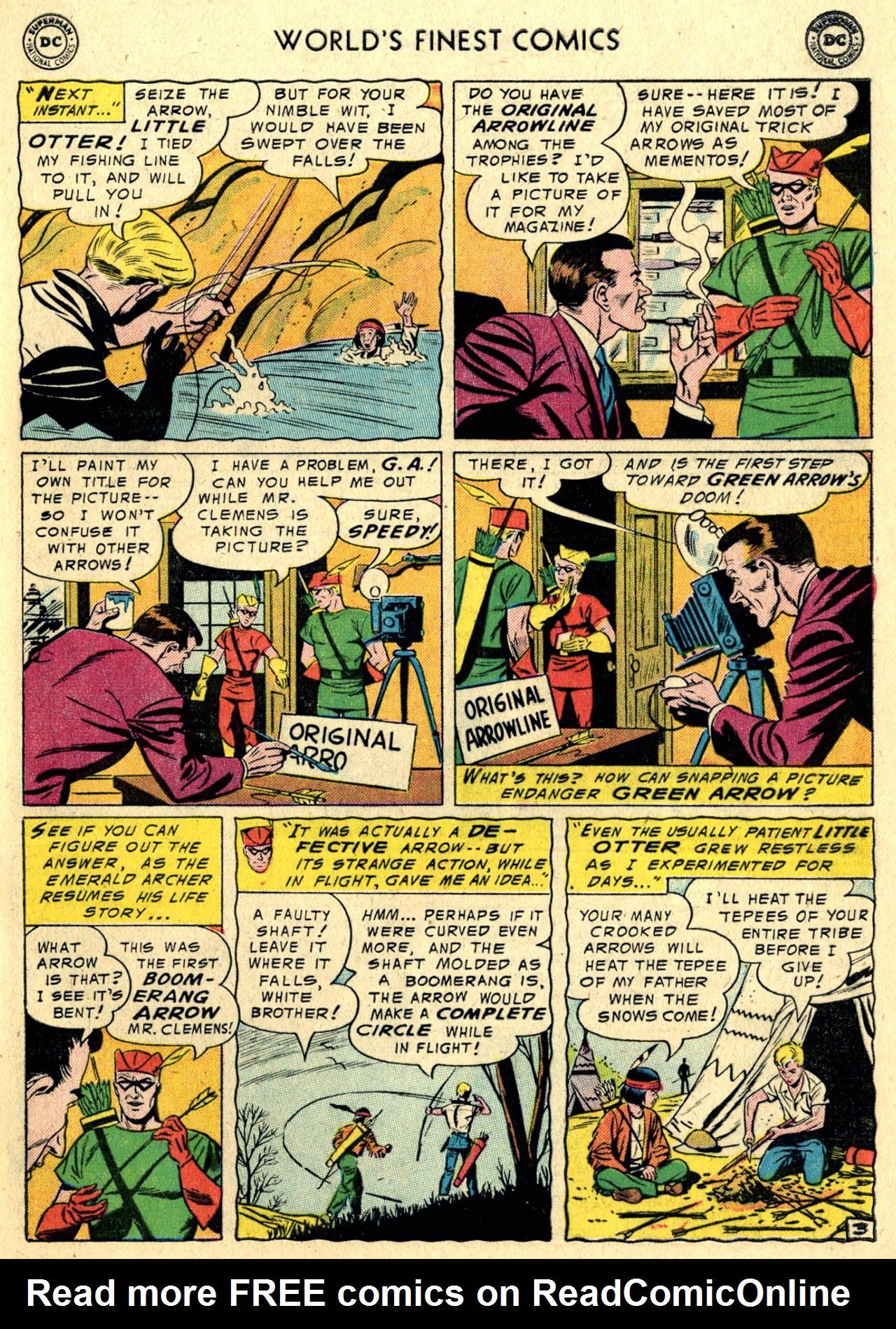 Read online World's Finest Comics comic -  Issue #82 - 28