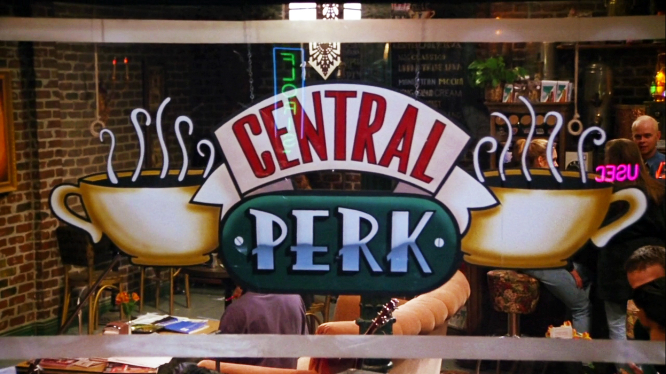 Central Perk, Coffee Dates