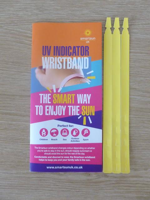 Smartsun UK UV Indicator Wristbands
