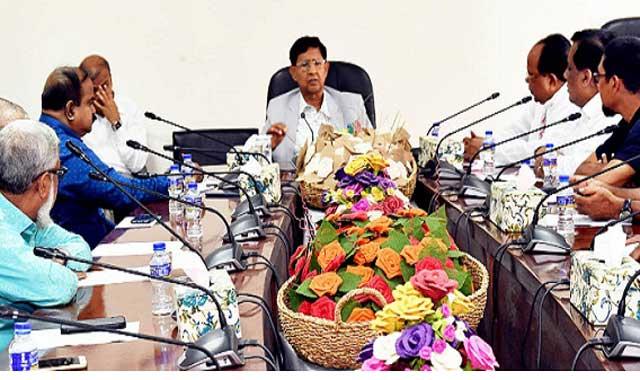 পাটজাত পণ্যের রফতানি বৃদ্ধিতে কাজ করছে বাংলাদেশ সরকার