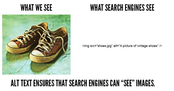 Penjelasan ALT Gambar - SEO