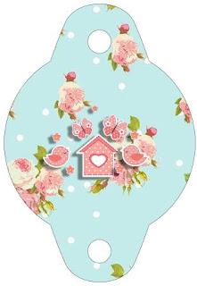 Kuş Doğum Günü, Ücretsiz Kuş Temalı Doğum Günü Seti,Flama, Su Şişesi Etiketi, Peçete Etiketi,cupcake süsleri,etiket