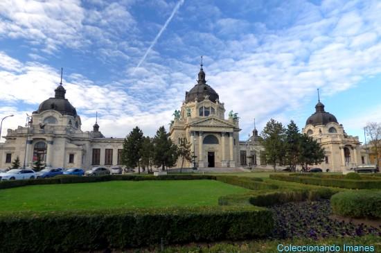 Balneario de Szechenyi