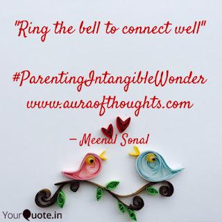 AuraOfThoughts - MeenalSonal - Ring Doorbell